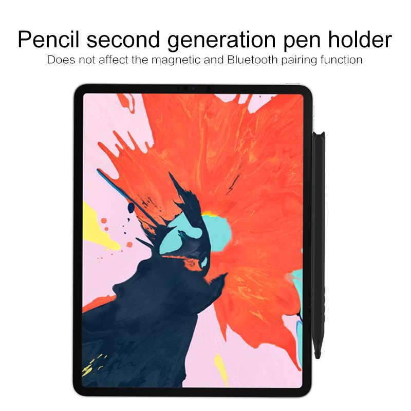ل التفاح 2 حالة 360 كامل واقية حقيبة كيس ل باد برو مقلمة اللوحي تلميح لمسة غطاء حامل قلم اللمس ستايلس