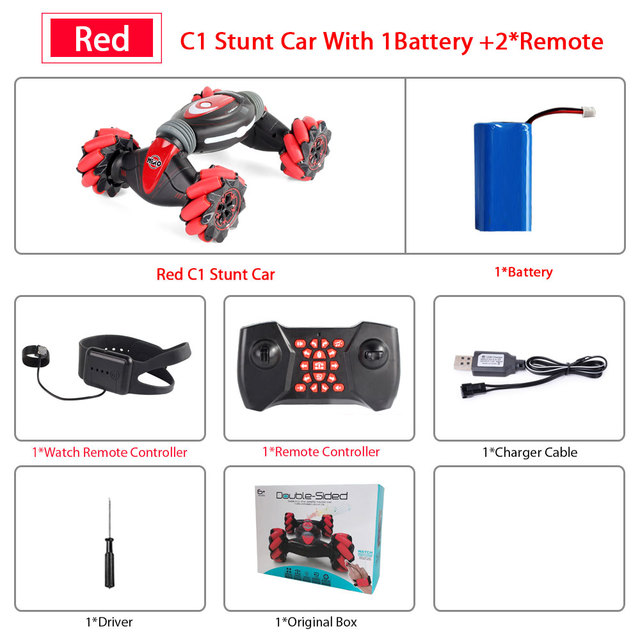 RED 2Remote 1B