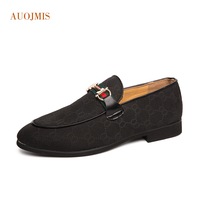 Auojmis 2019 casual shoes men's shoes summer new fashion breathable men's cloth shoes youth small shoes large size 38 47 yards