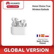 Globalna wersja Honor Choice prawdziwe bezprzewodowe wkładki douszne TWS bezprzewodowe słuchawki Bluetooth dwumikrofonowe słuchawki z redukcją hałasu