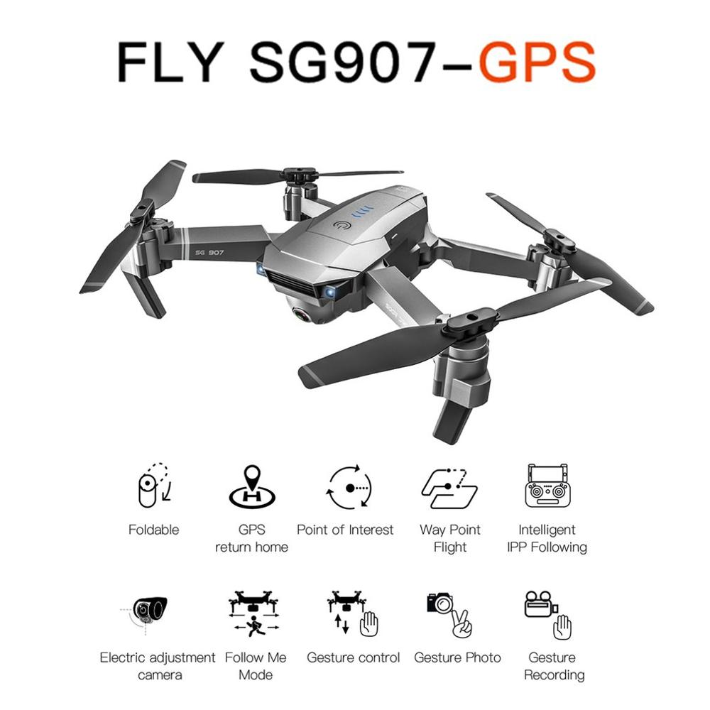 GPS Drone with 4K 1080P HD Camera 5G WiFi live video FPV Follow me quadrocopter Gesture Photo Professional Durable RC Drone
