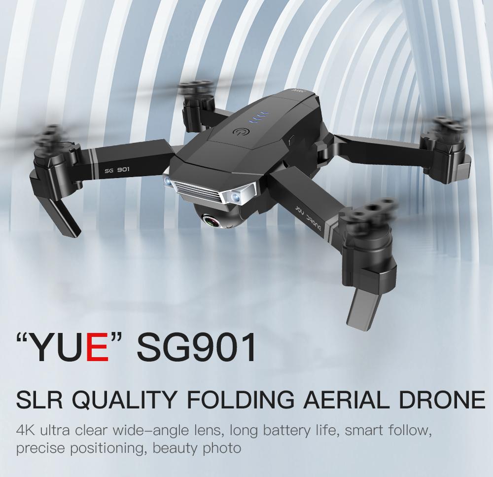 SG901 4K Quadcopter 1