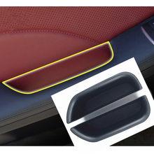 Porta original do carro lidar com caixa de armazenamento para mercedes benz slk slc classe 2012-2018 recipiente titular bandeja acessórios