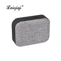 Laiyiqi fashion mini brick Bluetooth wireless speakers phone support mp3 Bracket enceinte bluetooth portable puissant mso3 dia