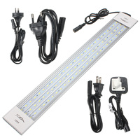 45CM Aquatic Aquarium 5730 LED 81SMD Light Lamp AU UK EU US Plug 27W Lightings AC100 240V