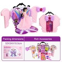 Girls Doll Soft Silicone Reborn Toddler Baby Dolls Princess Dream Mansion Lol Dolls Oversized Surprice Gifts Box Fantasy Castle