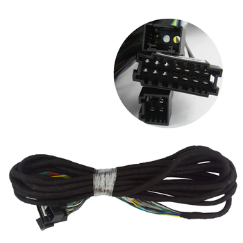 for Mercedes-M Benz S Class W220 S280 S320 S350 S400 S430 S500 S600 S55 AMG 1998-2003-2005 Car Radio Extend Power Cable 6M image