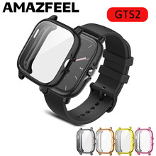GTS 2 Case Watch Protector For Xiaomi Amazfit GTS 2 Bracelet Strap Screen Protective Case Cover For Amazfit GTS2 2e Mini Watch