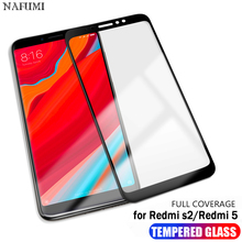 9H Tempered Glass for Xiaomi Redmi 5 s2 Plus 4x Screen Protector Protective Film