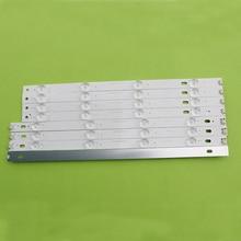 新しいキット 8 個ledストリップの交換lg LC420DUE 42LF652 42LB5500 イノテックypnl drt 3.0 42 インチab 6916L 1710A 6916L 1709A