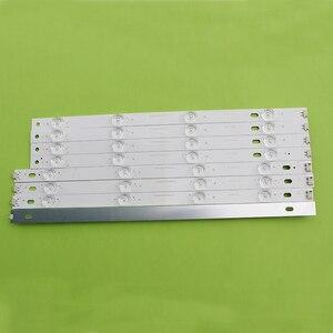 Image 1 - Yeni kiti 8 adet LED şerit LG için yedek parça LC420DUE 42LF652 42LB5500 INNOTEK DRT 3.0 42 inç A B 6916L 1710A 6916L 1709A
