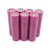 C&P 18650 Li-ion batteries 2000mAh Discharge current 20A high magnification power tool battery hookah electronic cigarette