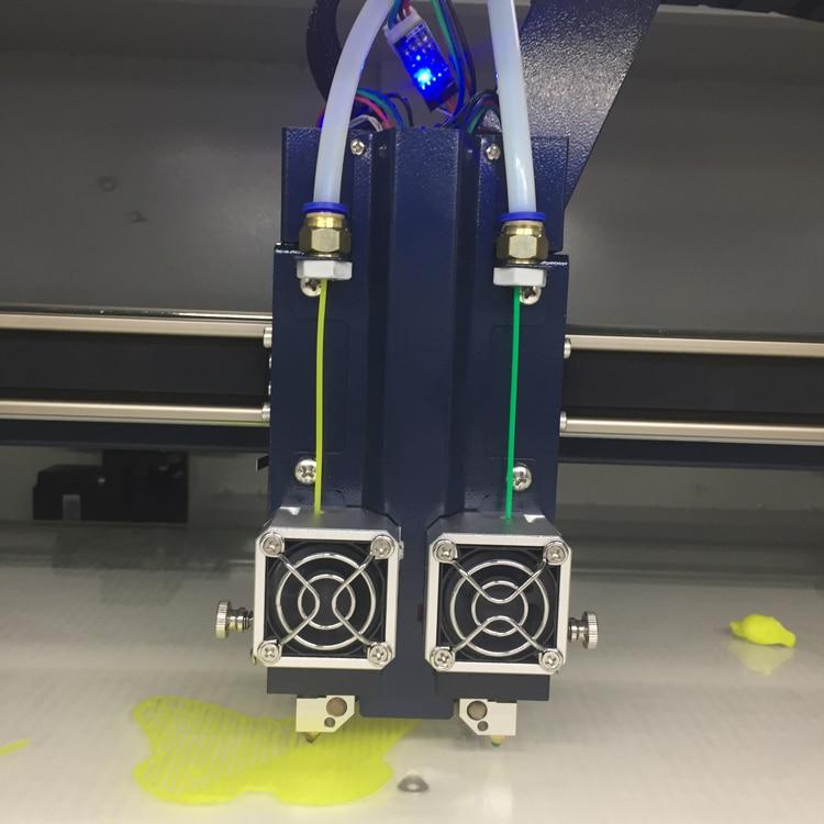 D600 3d printer extruder 2