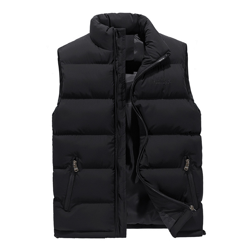 MRMT 2020 Брендовые мужские куртки Повседневный жилет новый стиль Молодежные куртки без рукавов вышитый утолщенный жилет пальто|Майки|   | АлиЭкспресс