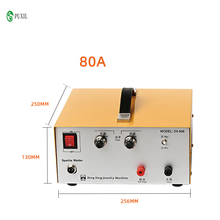 80A jewelry welding machine, manual pulse point welding machine, gold and silver welding machine, jewelry processing welding mac