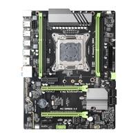 X79P Motherboard LGA2011 ATX USB3.0 Sata3 Pci-E NVME M.2 Ssd Support REG ECC Memory And Xeon E5 Processor Mainboard