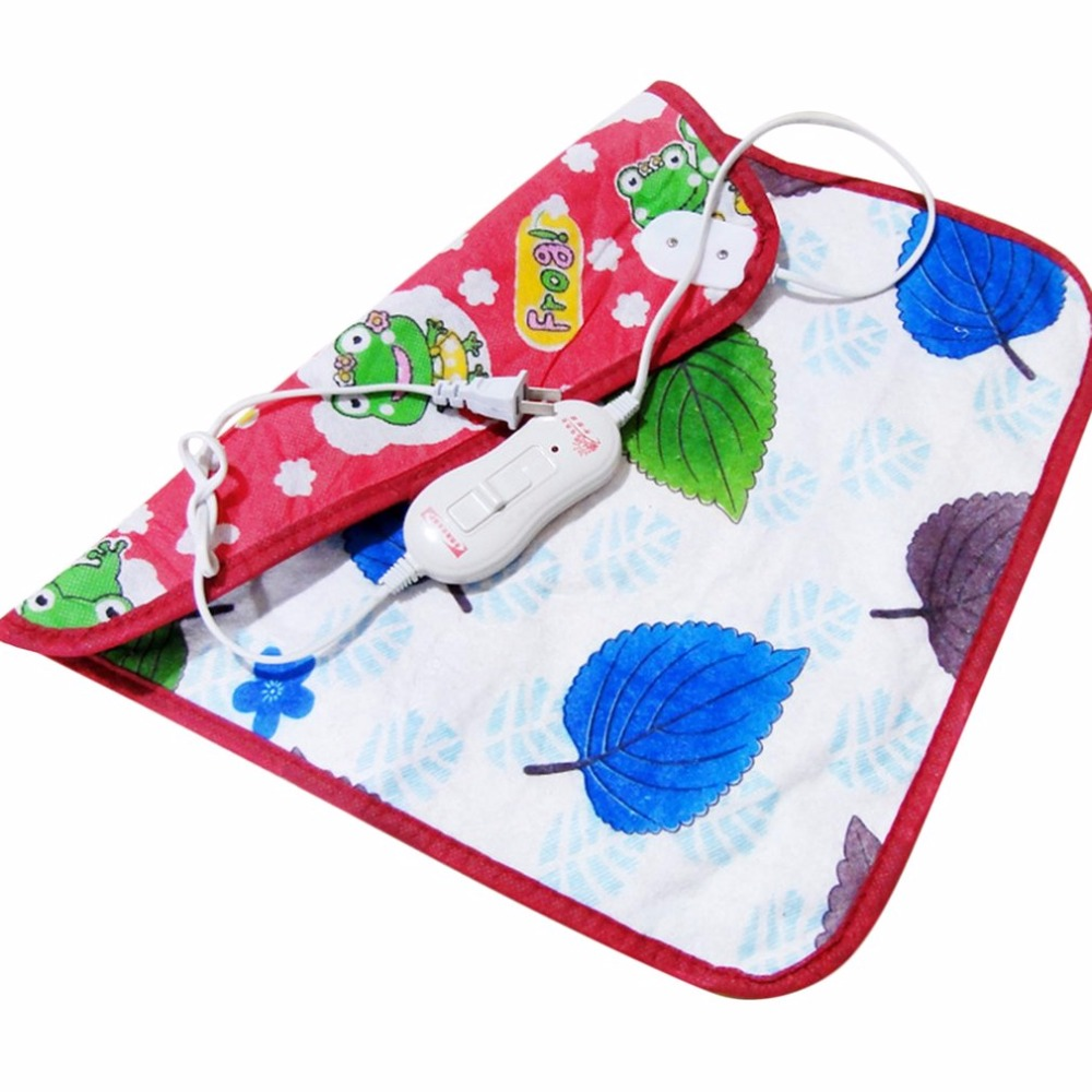 220V CN Plug Pet Electric Heating Blanket Cat Electric Heated Pad Anti-scratch Dog Heating Mat Sleeping Bed For Autumn Winter