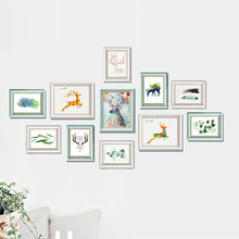 Living Room Creative Wall Picture Frame Combination 6 Inch 10 Inch Seven Inch Table Photo Frame Child Wedding Photo Frame   ok european style photo frame american french creative picture frame photo frame