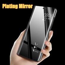 Роскошный Magentic умный зеркальный чехол для телефона Xiaomi Redmi Note 7 6 5 4x K20 8 Pro противоударный чехол для Redmi 7 7A k20 флип-чехол s