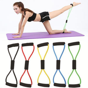 Puller Chest-Expander Elastic-Band Fitness-Equipment Exercise Sports Home Gym for Body-Building