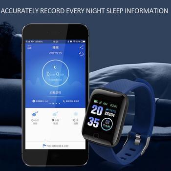 IP67 Waterproof Smart Watch Men Fitness Tracker Heart Rate Bracelet Unleash Your Run Women Smartwatch For Xiaomi Phone 5