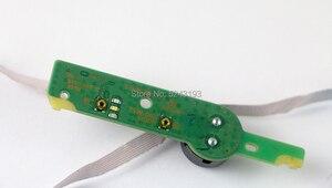 Image 4 - Placa de circuito impreso para ps4 slim, interruptor de encendido/apagado de placa de circuito impreso con Cable flexible, TSW 003 de TSW 002