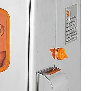 Image 5 - VEVOR Oranje Juicer Citrus Juicer Elektrische Fruit Juicer Machine Citrus Lemon Lime Automatische Auto Feed Commerciële