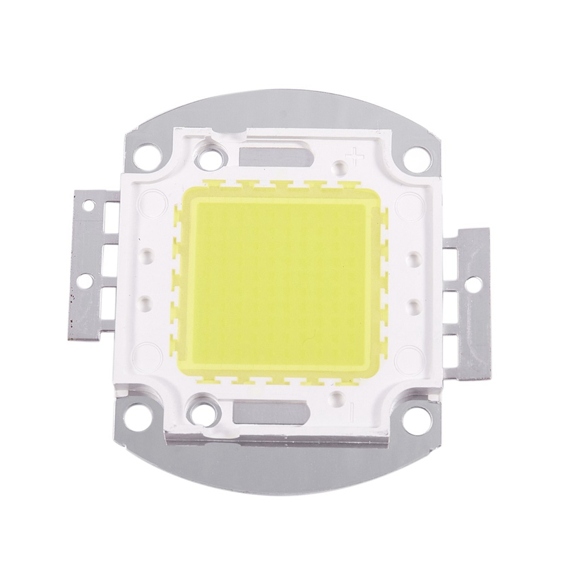 Image 1 - LED Chip 100W 7500LM White Light Bulb Lamp Spotlight High Power Integrated DIY-in Light Beads from Lights & Lighting