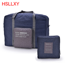 2018 New Simple Portable Unisex Travel Bag Foldable