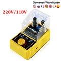 Автомобильный тестер свечей зажигания AUTOOL SPT101, 220 В, 110 В, тестер зажигания, анализатор с двумя отверстиями, автомобильный диагностический ин...