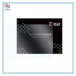 280*200mm anycubic photon folia FEP wanhao światło ultrafioletowe FEP wkład do aparatu do DLP SLA duplikator D8 Photon Anycubic LD-003 8.9 cal LCD