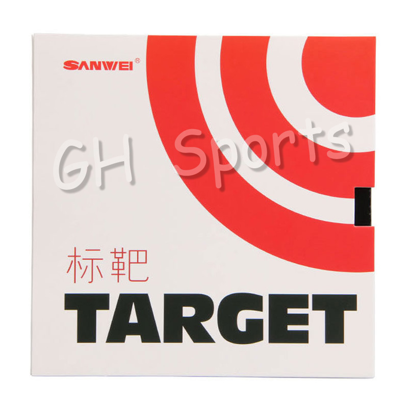 SANWEI TARGET Table Tennis Rubber With Ping Pong Sponge