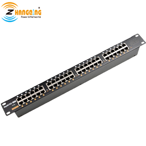 Image 2 - GPOE 24B Rack Mount load balancing gigabit PoE injector with 48V 120W Power Supply for IP camera Network and CCTV set up PoE