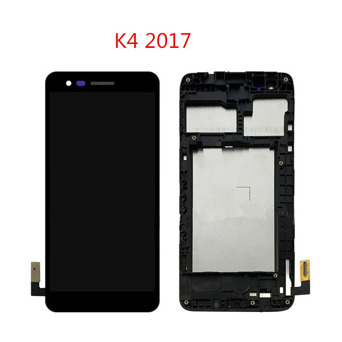 original for <font><b>LG</b></font> K4 2017 <font><b>X230</b></font> <font><b>LCD</b></font> Screen Replacement <font><b>LCD</b></font> Screen and Digitizer Full Assembly with Frame <font><b>LG</b></font> <font><b>LG</b></font> K4 2017 <font><b>X230</b></font> image