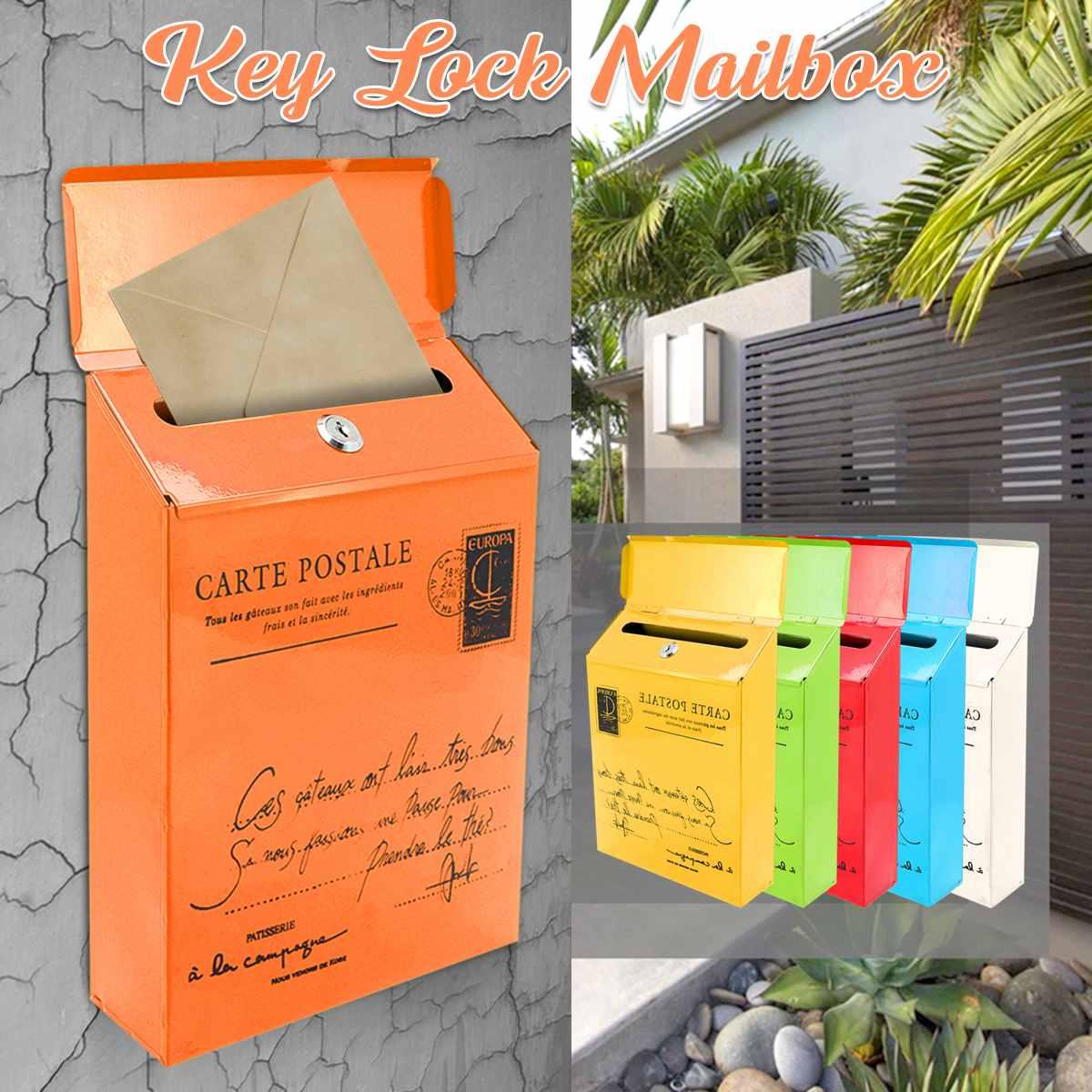 correio moda balde caixas de jornal caixa