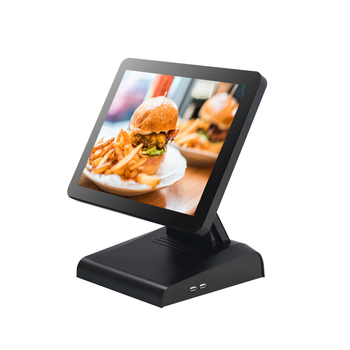 Pos factory 15 inch touch Windows POS terminal With Printer tablets POS terminal For cake shop