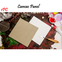 Painting Canvas Cutton Panel Boards Perfessional Quality Artist Canvas Board For Hobby Painters Student Children 100% Cutton