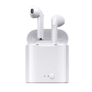 i7s TWS Bluetooth Earphones Hifi sounds Sports Headset Waterproof Earbuds Music Earpieces For all phone Wireless Headphones