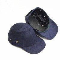 야구 범프 캡-경량 안전 하드 햇 헤드 보호 캡 직장 안전 헬멧 작업복 헤드 보호