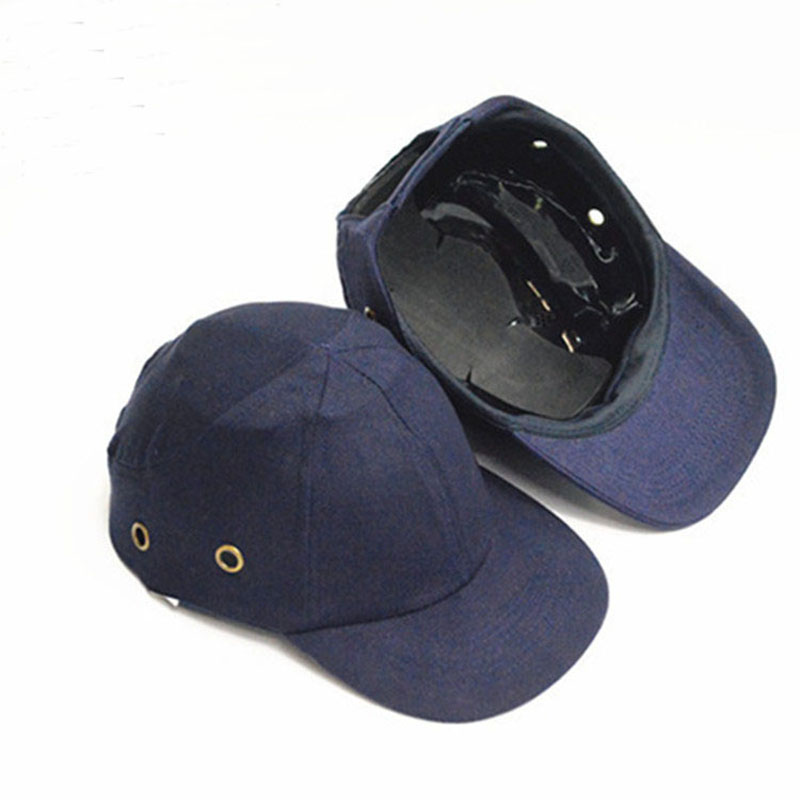 Baseball Bump Caps - Lightweight Safety Hard Hat Head Protection Caps Workplace Safety Helmet Workwear Head Protection