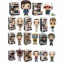 Funko pop Stranger Things Eleven Demogorgon Hopper John Nancy Jenner figuras de acción coleccionables modelos de juguetes con caja