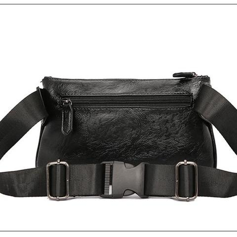 Free Shipping Hot Selling Chest Bags PU Solid Shoulder Bag Satchels Messenger Bags For Men Karachi