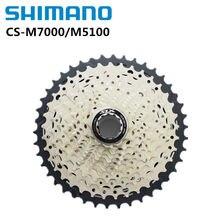 Новая кассета shimano deore m5100 slx m7000 2020 11 скоростей