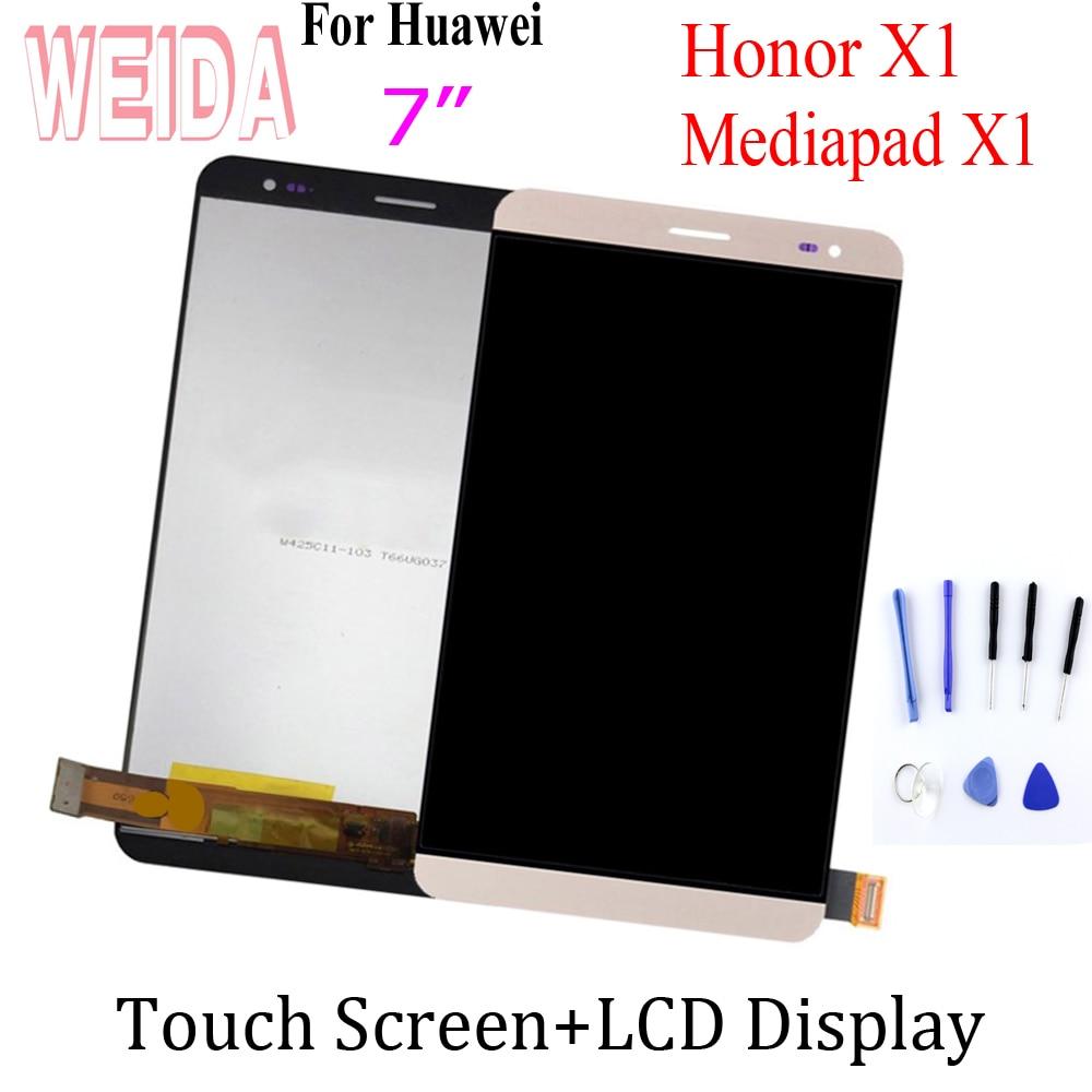 WEIDA LCD 7