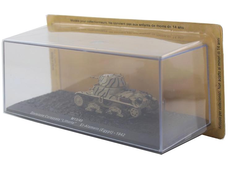 Modelo italiano do tanque da liga 1