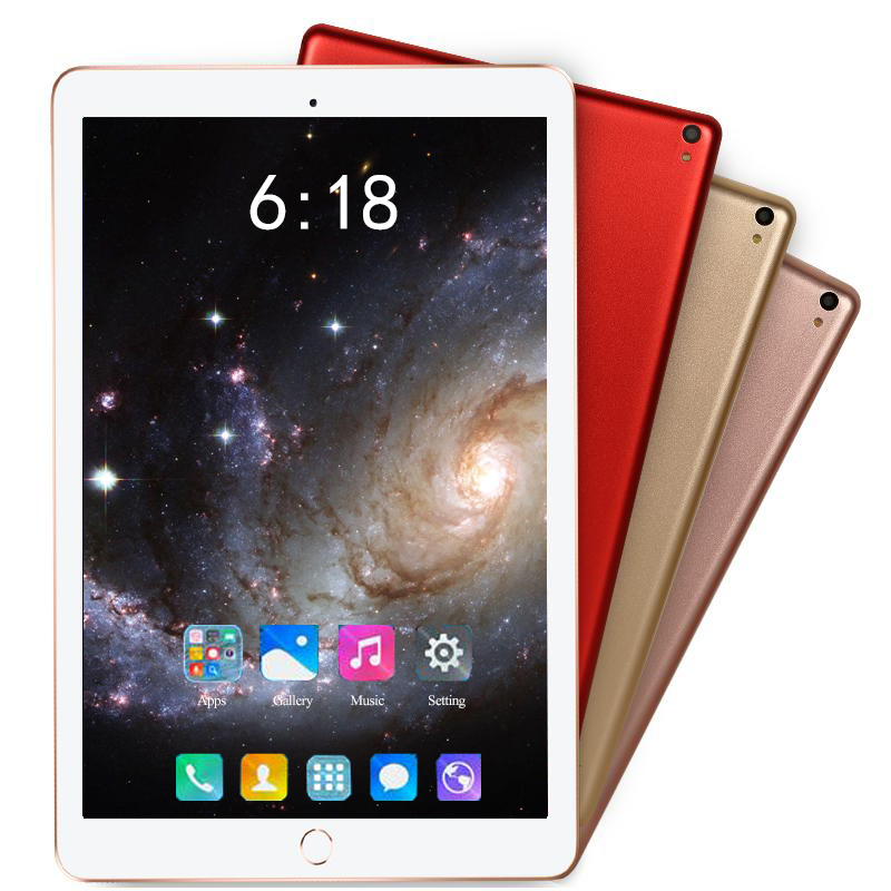 In Stock 100% Original Tablet PC 6GB RAM 128GB ROM MediaTek MTK8752 10 Inch 5500mAh Android 8.0 GPS 8.0 MP Camera 4G LTE Wifi