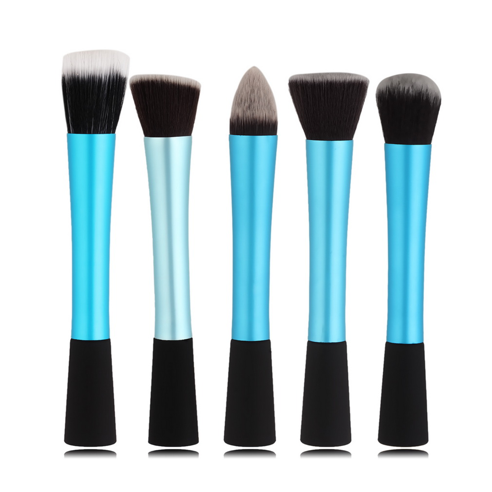 Cosmetic Powder Blush Foundation Brush Makeup Tool Facial Care Facial Beauty Cosmetic Stipple Foundation Brush Makeup Tool