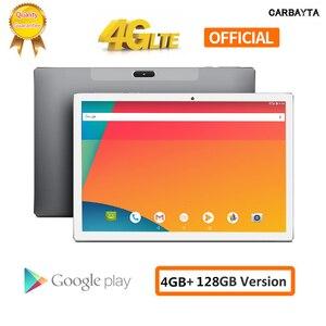 Deca Core X27 tablety PC 10 Cal android 8.0 1920*1200 IPS 4G połączenie telefoniczne 4GB RAM 128GB ROM type-c GPS Wifi obsługa gra PUBG