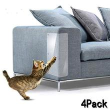Stickers Furniture-Protection-Stickers Sofa Cat 4pcs Multifunctional Household