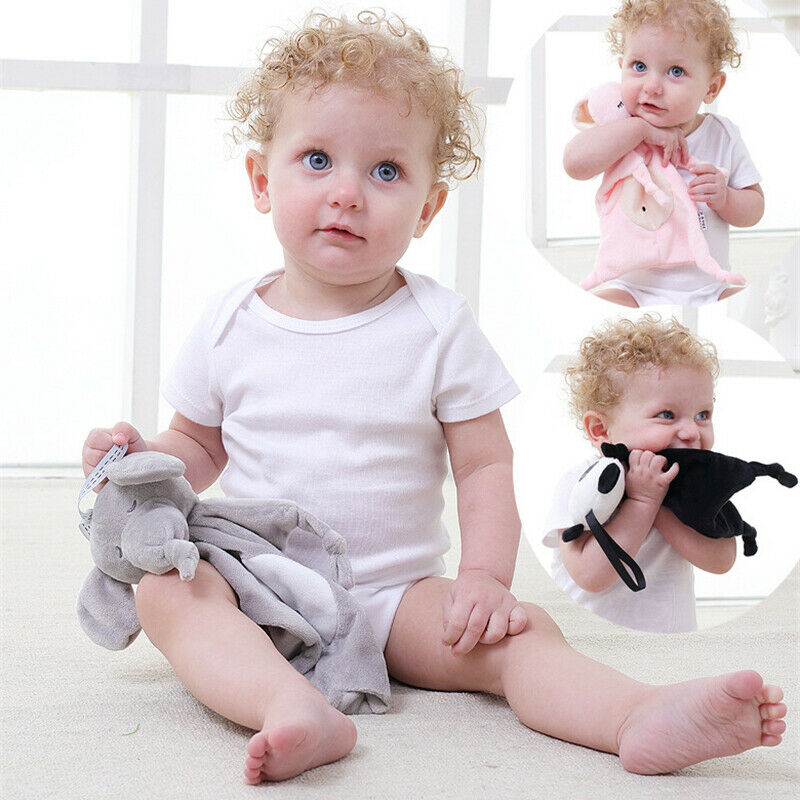 Baby Appease Towel Bear Comforting Toy Baby Newbron Soft Plush Soothe Appease Doll Towel Sleeping Toys Baby Toys For 0-12 Months